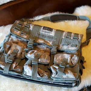 NWOT National Guard Bag